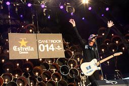 Canet Rock 2014 Els Pets han estat un dels grups més aclamats.