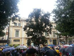 Mobilitzacions contra la suspensió del 9-N, les fotos dels lectors