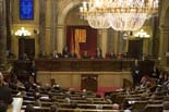 Sessió constitutiva de la IX legislatura del Parlament