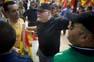 Consulta per la independència a Arenys de Munt: concentració de falangistes