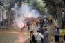 Consulta per la independència a Arenys de Munt: tarda festiva