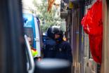 Dessallotgen el nou Casal Popular de Gràcia. Tensió durant el desallotjament.