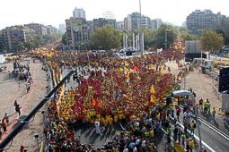 Via Catalana 2014
