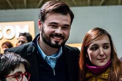 Eleccions 20-D: Acte central d'ERC