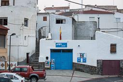 Eleccions andaluses 2015 Local del Partit Popular de Lúcar, Almeria.