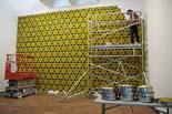 Exposició «Murals» a la Fundació Miró