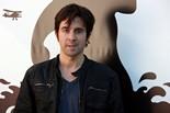 Festival de Cinema Fantàstic de Sitges 2011 Eduardo Chapero-Jackson a la presentació de «Verbo».