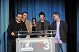 Festival de Cinema Fantàstic de Sitges 2011 El jurat de la 44a edició del Festival Internacional de Cinema Fantàstic de Catalunya Sitges 2011 ha reconegut els efectes especials d'«Eva», de Kike Maíllo.