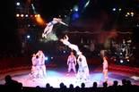 Festival Internacional de Circ de Figueres Actuació de la Troupe Zola de Mongòlia.