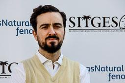 Festval Internacional de Cinema Fantàstic de Sitges 2014 (II) 06/10/2014 El director d'«Amor eterno», Marçal Forés.