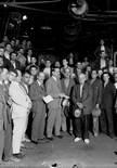 «El món del treball a la Catalunya del primer terç del segle XX» Obrer de 78 anys premiat per la Caixa de Pensions amb una pensió de 5 pessetes diàries, 1929. Foto: Fons Brangulí