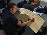Els indignats tornen a plaça Catalunya