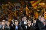 28N: inici de la campanya de CIU a Barcelona