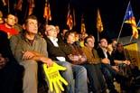28N: inici de la campanya d'ERC a Reus