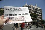 Manifestació del 10-J a Barcelona <p><br></p>