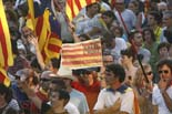 Manifestació del 10-J a Barcelona