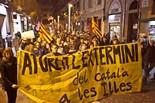 Manifestació per la llengua