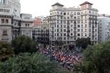 Manifestació per l'ocupació de qualitat i les prestacions socials