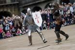 Mercat Medieval de Vic: Torneig d'Herois