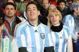 Futbol: Catalunya 4 - Argentina 2