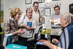 Joan Orriols presenta el llibre «Ocells petits» a Barcelona