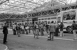 Ocupació de la duana del Portús contra l'extradició de Viusà, 1979 Intents de tall de trànsit de l'autopista.