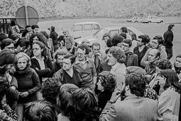 Ocupació de la duana del Portús contra l'extradició de Viusà, 1979