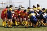 Rugbi: Catalunya 17- Suècia 21