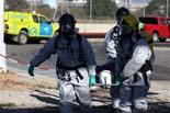 Simulacre de risc químic a Tarragona