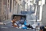 Aldarulls del migdia al centre de Barcelona