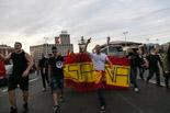 12-O: manifestació feixista a Barcelona