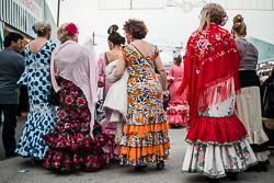 44a Feria de Abril de Catalunya «Feria de Abril» de Catalunya, 25 d'abril de 2015 | J.M. Gutiérrez <a href='http://www.twitter.com/jmgutcab'>@jmgutcab</a>