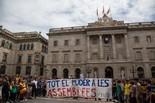 Manifestació contra la reforma educativa de Wert