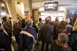 Acte de presentació de la Constitució catalana