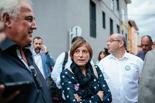 Eleccions 27-S: míting de Junts pel Sí a Olot