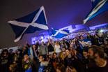 El #YesScotland vibra als carrers d'Edinburgh