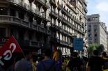 Manifestació contra la Llei Wert a Barcelona