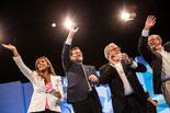Eleccions europees: míting del PP a Barcelona
