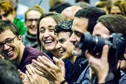 Eleccions 20-D: Acte de En Comú Podem a Bellvitge