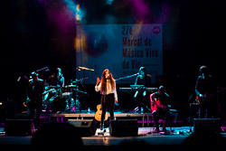 Mercat de Música Viva de Vic 2015 Soleá Morente