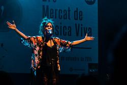 Mercat de Música Viva de Vic 2015 Canteca de Macao