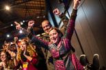 9-N: Seguiment electoral al Born: la nit més llarga dels últims 300 anys