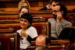 Ple d'investidura del 130è president de la Generalitat I
