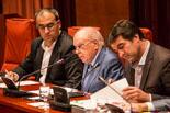 Compareixença de Jordi Pujol al Parlament