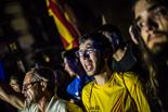 Mobilitzacions a Barcelona contra la suspensió del 9-N