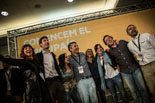Nit electoral i victòria d'ERC a les eleccions Europees