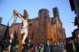 Processó de Divendres Sant a La Seu d'Urgell, 2010