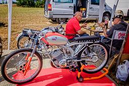 Llotja de l'Automòbil i la Moto Antiga a Sils