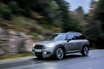 Prova MINI SE Countryman All4