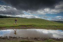 Molló Trail,  Camí de Retirada